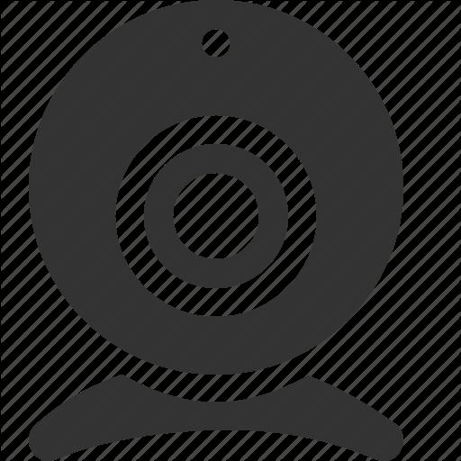 Webcam icon #16135.