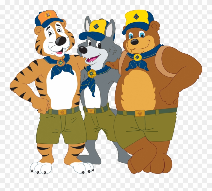 We\'re Happy That You\'re Interested In Joining The Cub.