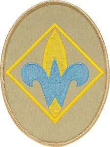 Details about BSA BOY CUB SCOUT OFFICIAL WEBELOS JUMBO EMBROIDERED JACKET  DISPLAY PATCH EMBLEM.