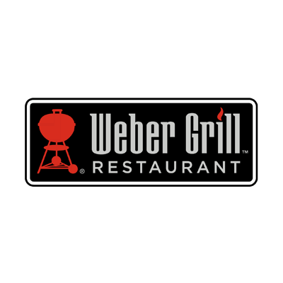 Weber Grill at Circle Centre Mall.