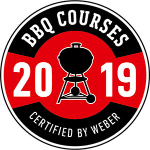 BBQ Course Certified by Weber.