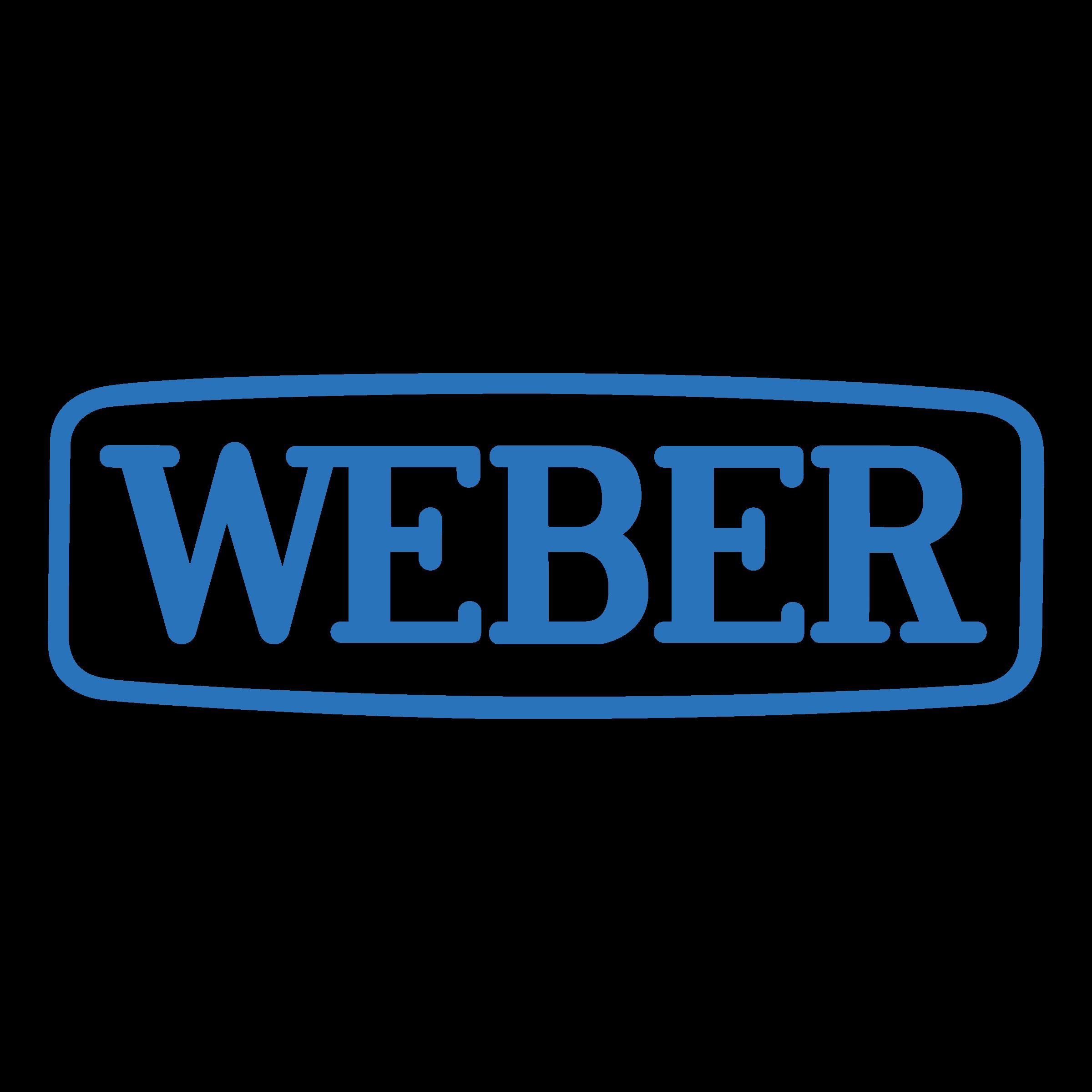 Weber Logo PNG Transparent & SVG Vector.