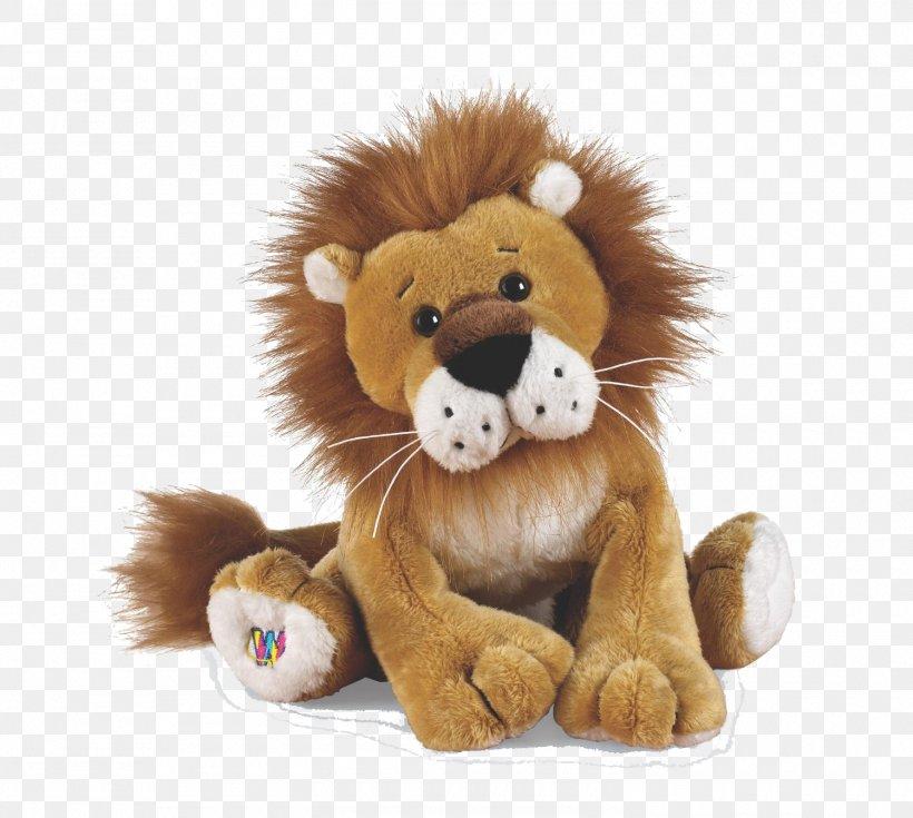 Lion Webkinz Stuffed Toy Plush, PNG, 1500x1345px, Lion.