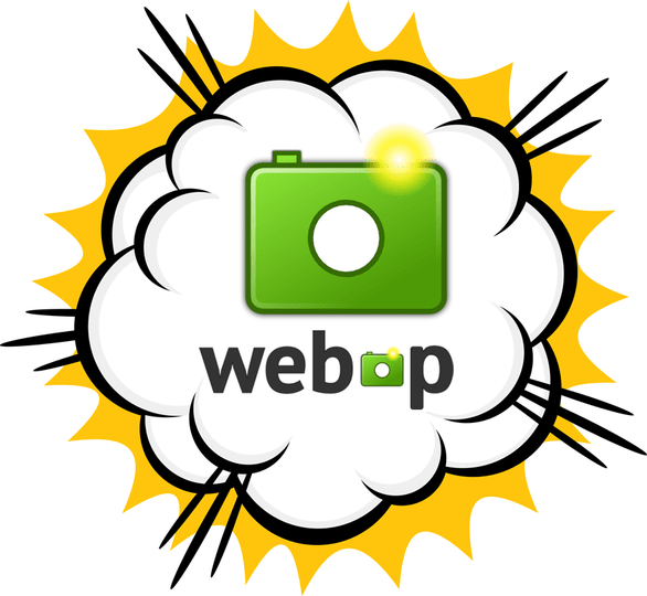 Animated WebP: convert animated GIF to WebP on.