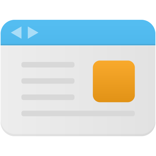 Webpage Icon.