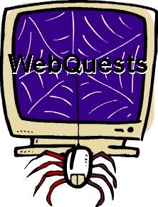 Web Quests Bernie Dodge Lists, Samples, Links, Resources.