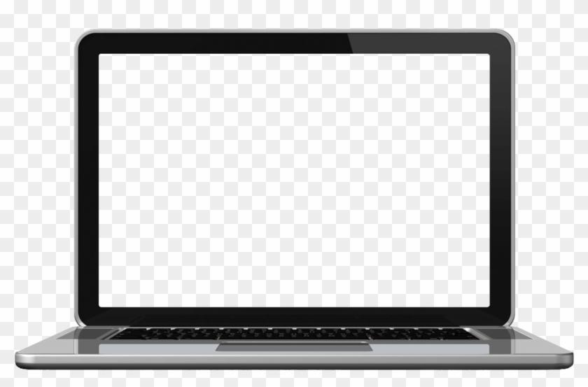 Laptop Frame Png.