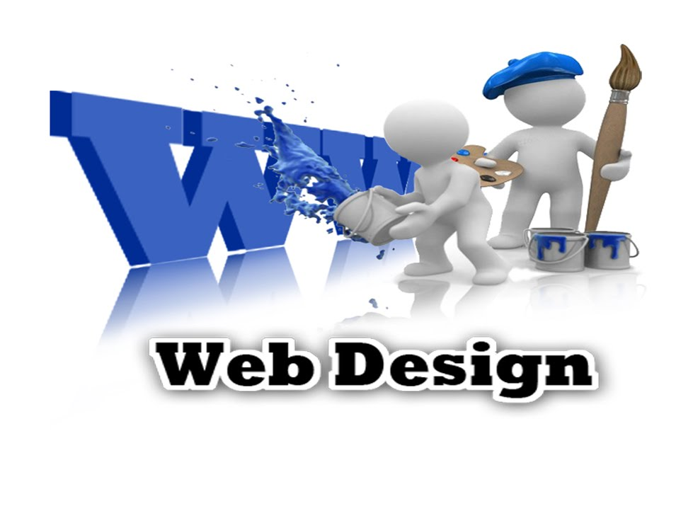 Website Design Clipart.