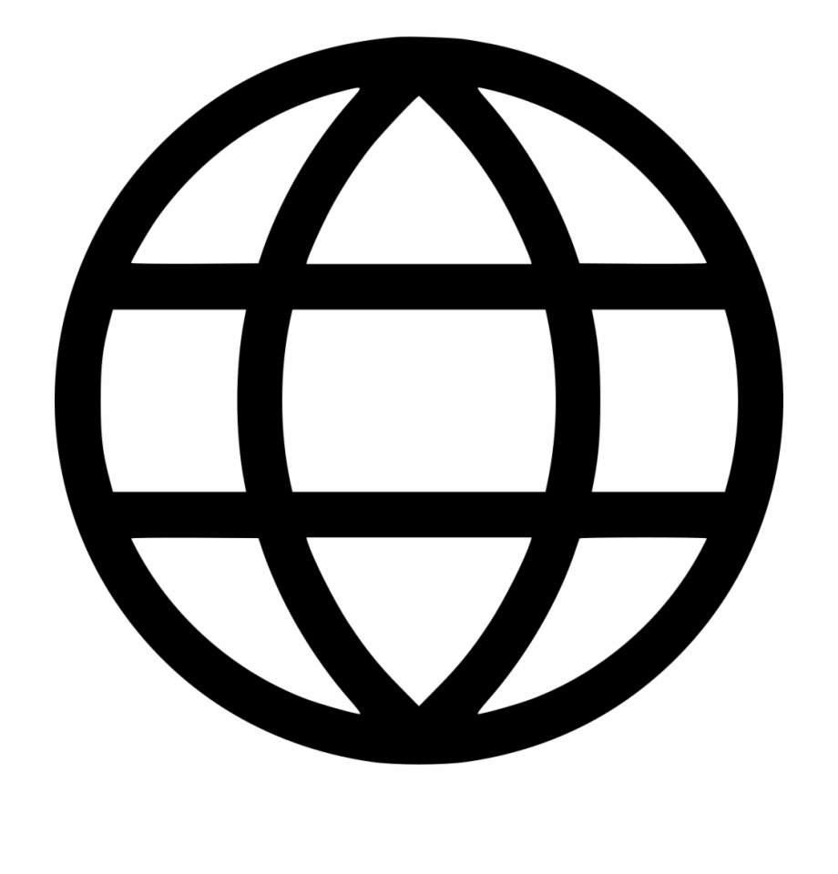 Interface Icons Earth Web Online Comments.