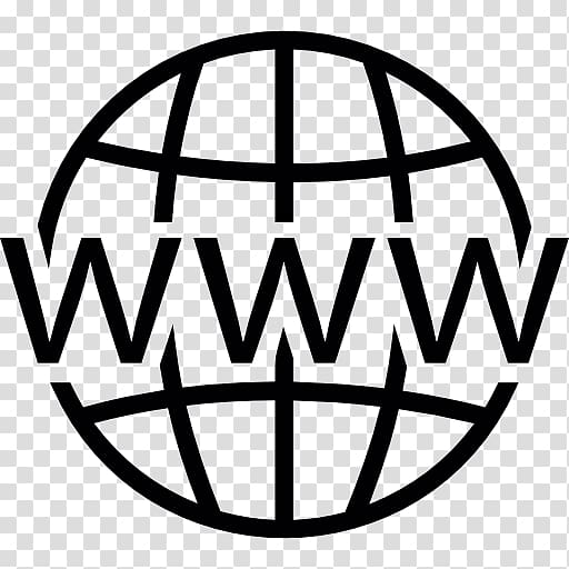 World Wide Web Internet Icon, World Wide Web File, World.