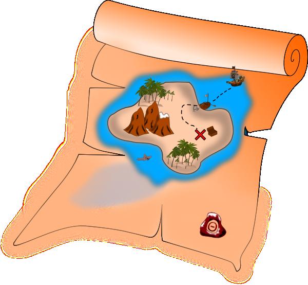 Website Map Clipart.