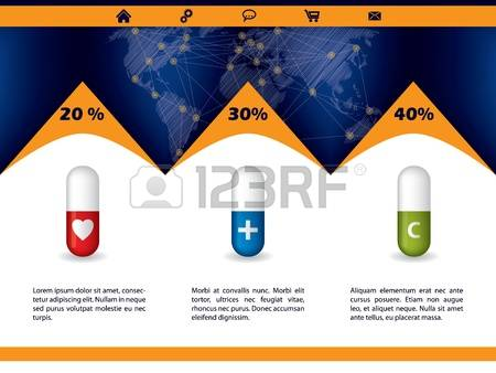 3,354 Medical Tab Stock Vector Illustration And Royalty Free.