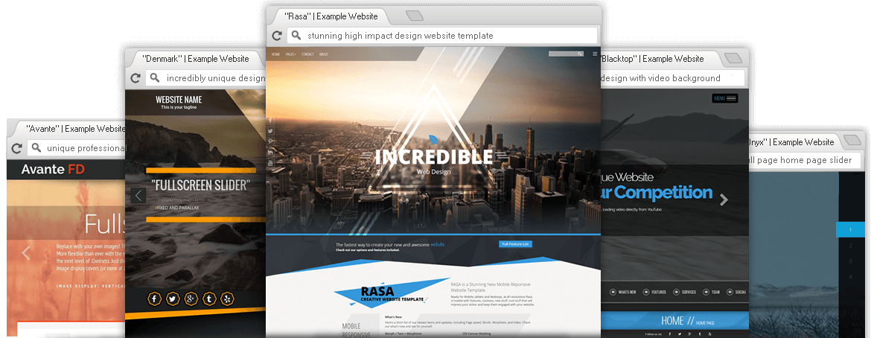 Responsive Premium WordPress Themes.