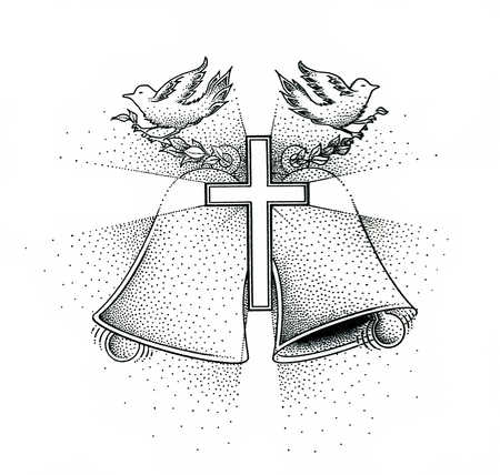 Pictures Of Wedding Bells And Doves Free Download Clip Art.