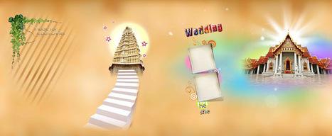 wedding album clipart file #3
