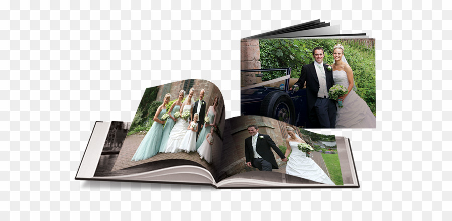 Wedding Photobook PNG Photo Albums Photo.