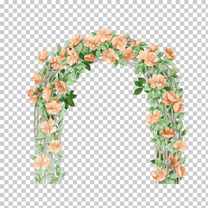 Wedding Arch Flower , Flower arch door, brown floral arch.