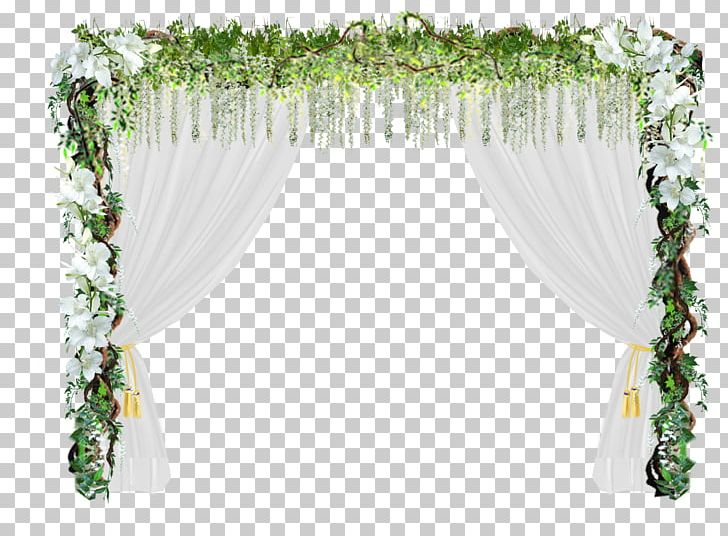 Flower Door Wedding Arch PNG, Clipart, Arch, Arched, Curtain.