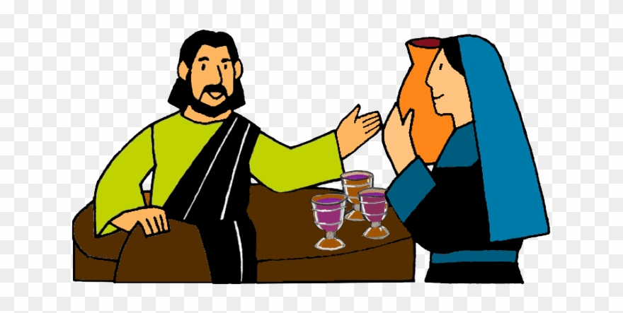 Wedding At Cana Clipart 3 By Tammy.
