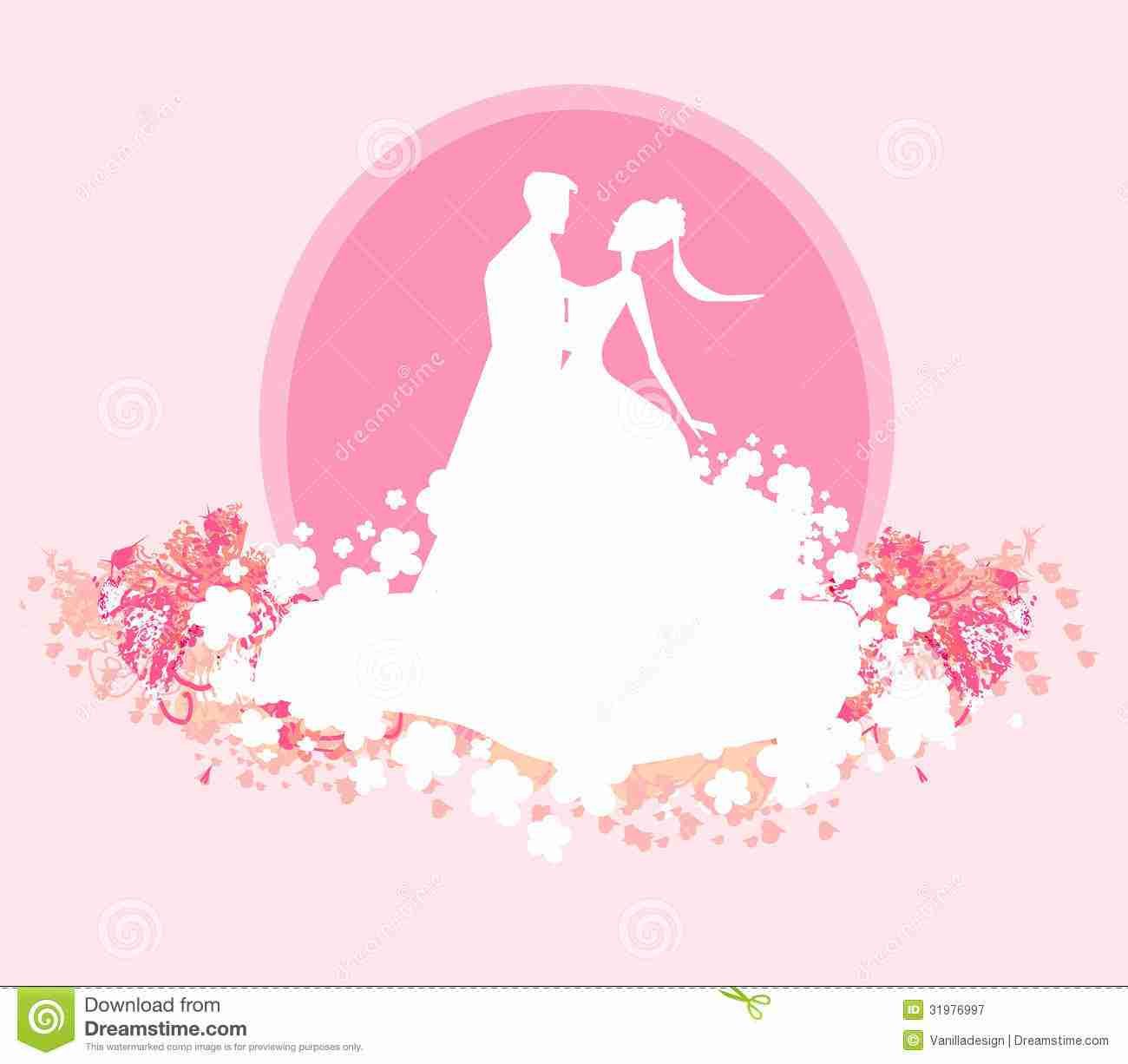 Top Cliparts: Free Wedding Background Clipart Wedding Vector.