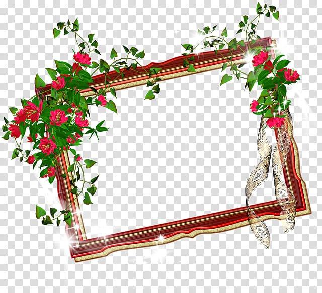 Red floral border, Frames Desktop , wedding background.