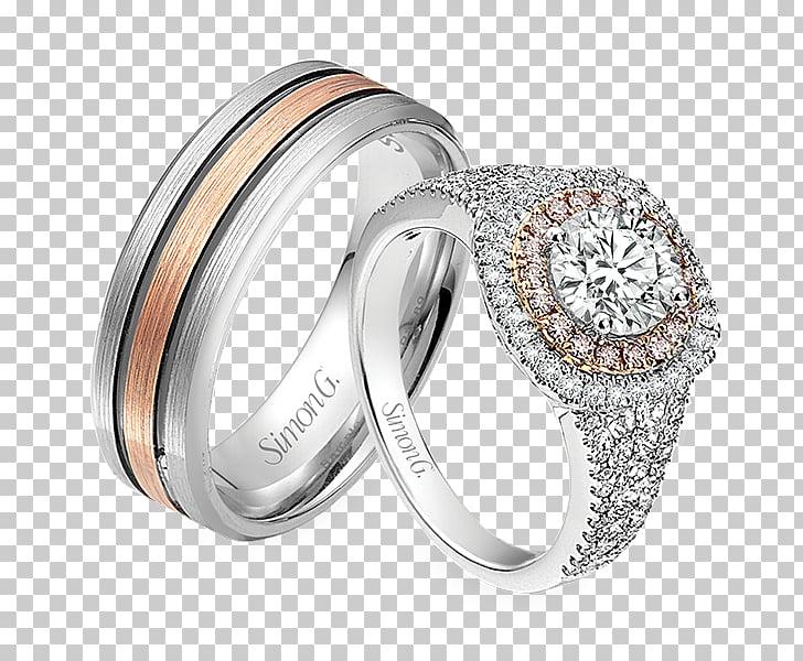 Engagement ring Jewellery Wedding ring Diamond, Simon G.