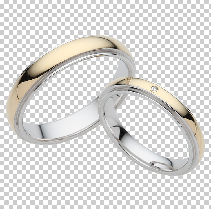 Orfelis Wedding ring Jewellery Silver, couple PNG clipart.
