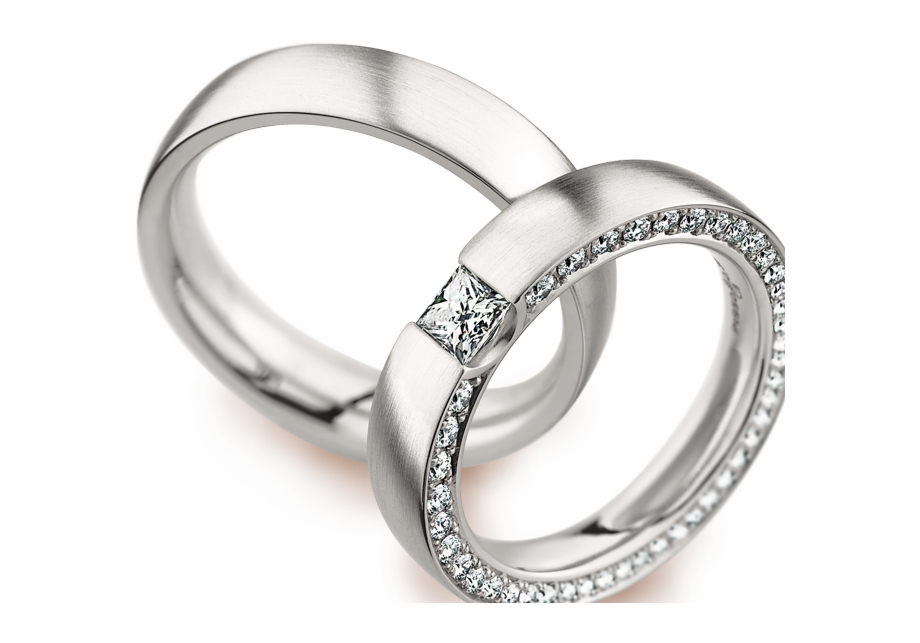 Wedding Ring Png Image Transparent Background Silver Wedding.