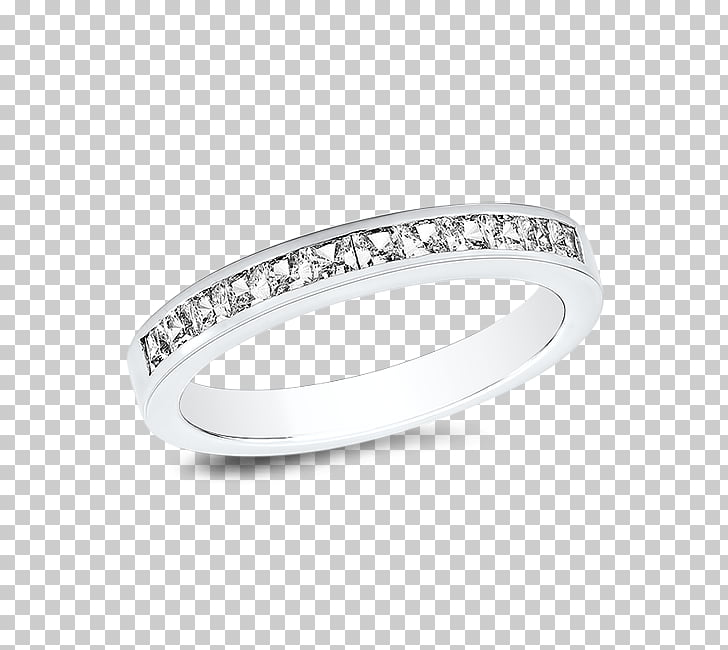 Wedding ring Silver Diamond, wedding ring PNG clipart.