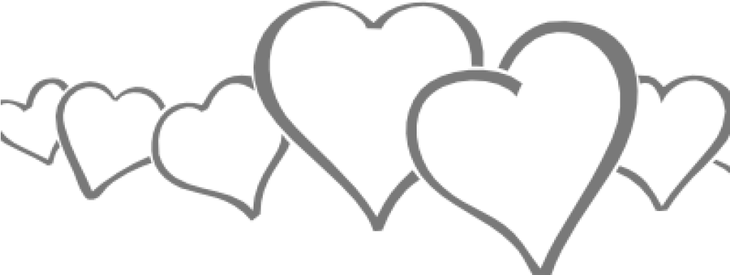 Download Line Clipart Hearts In A Line Clip Art At Clker.
