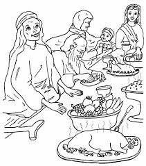 parable of the wedding banquet for kids images.