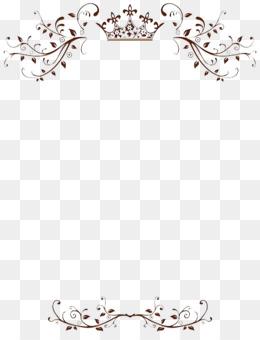 Wedding Frame PNG.