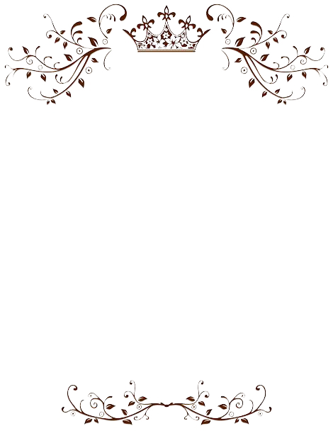 Download Wedding Invitation Border Photos HQ PNG Image.