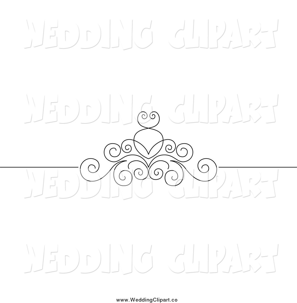 Royalty Free Stock Wedding Designs of Borders.