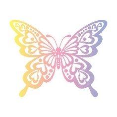 Butterfly Wedding Clipart.