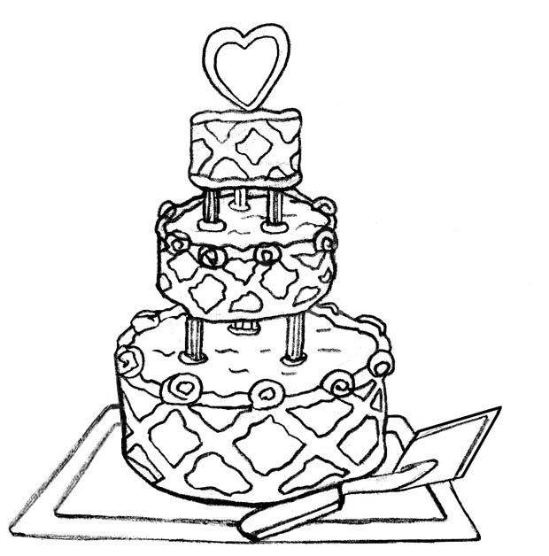 Free Wedding Cake Clipart, Download Free Clip Art, Free Clip.