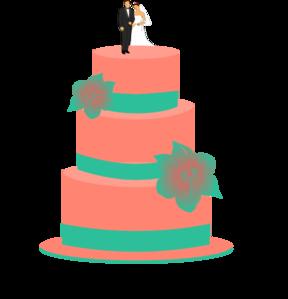 Wedding Cake Clip Art at Clker.com.
