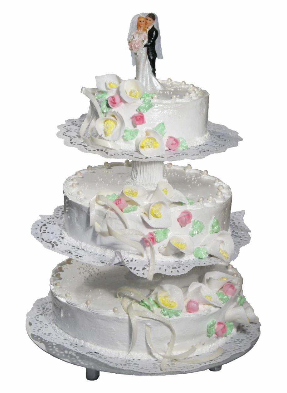 Wedding Cake Png.