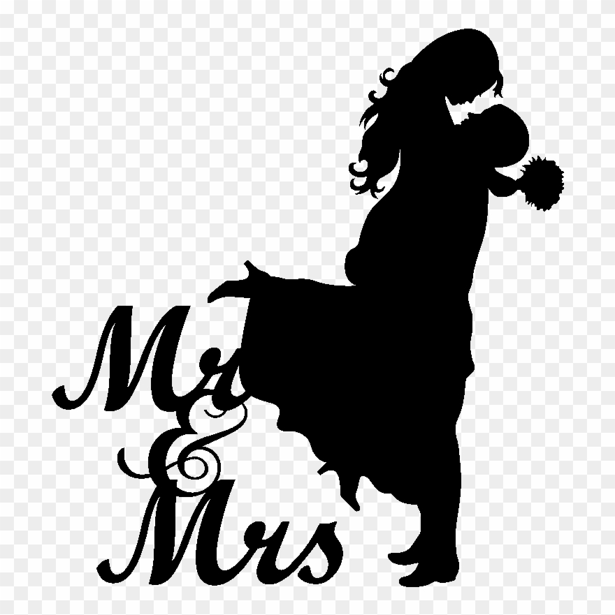 Sticker Mariage Mr.