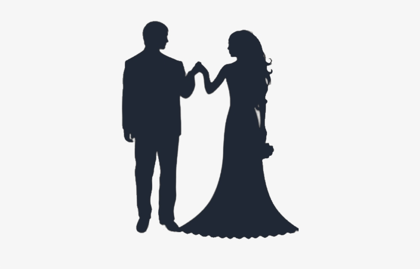Free Bride And Groom Clipart.