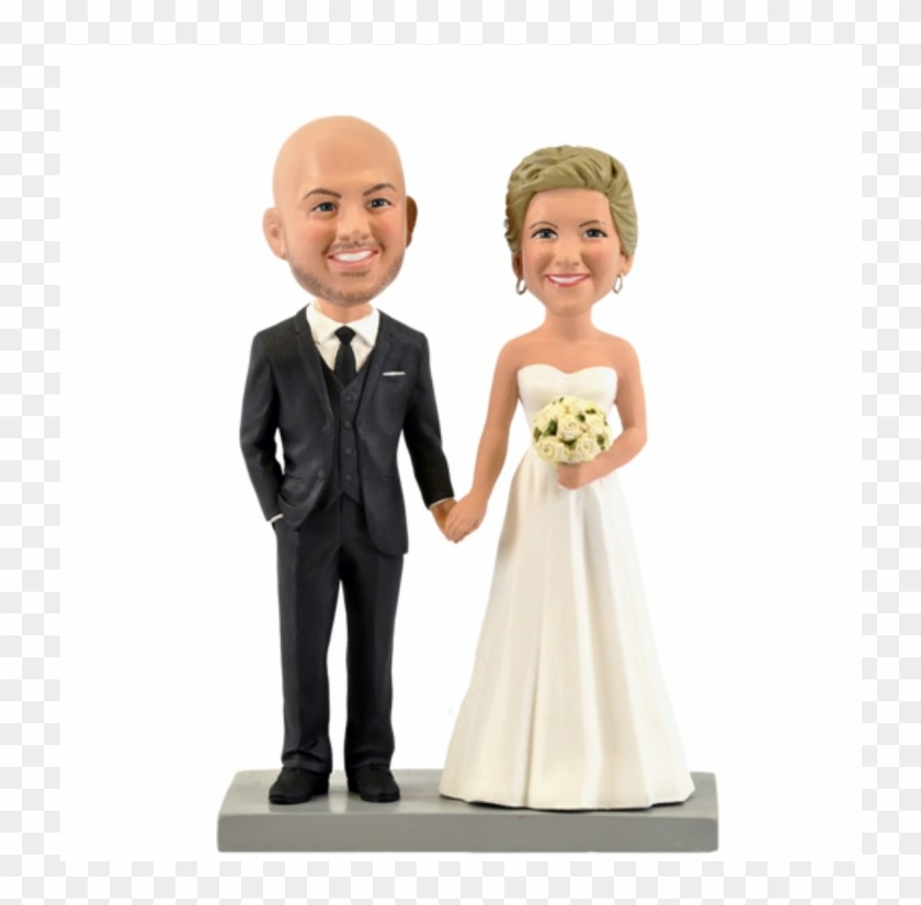 Wedding Cake Topper Png.