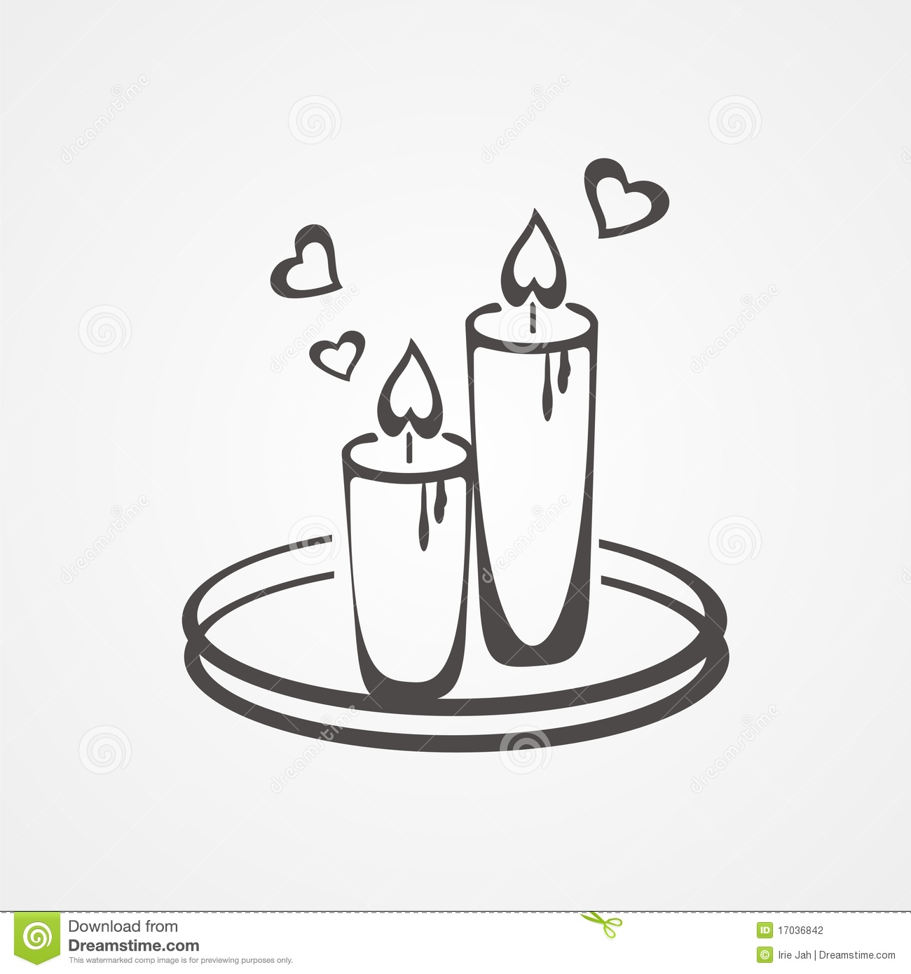 Wedding candles clipart 5 » Clipart Station.