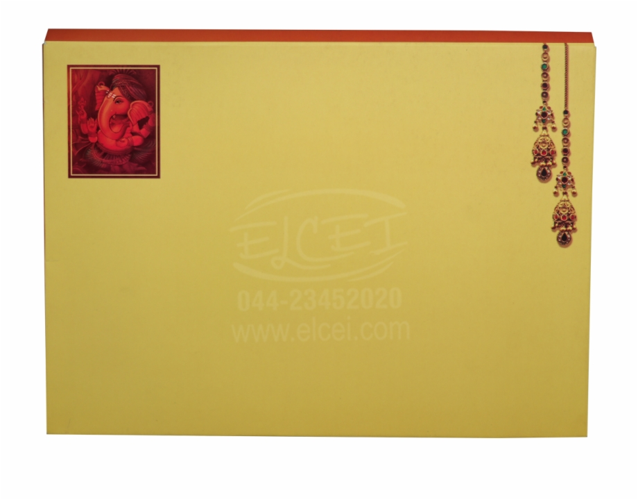 Home Hindu Wedding Cards Padding Card With Elaborate.