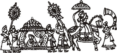 19+ Indian Wedding Clipart.