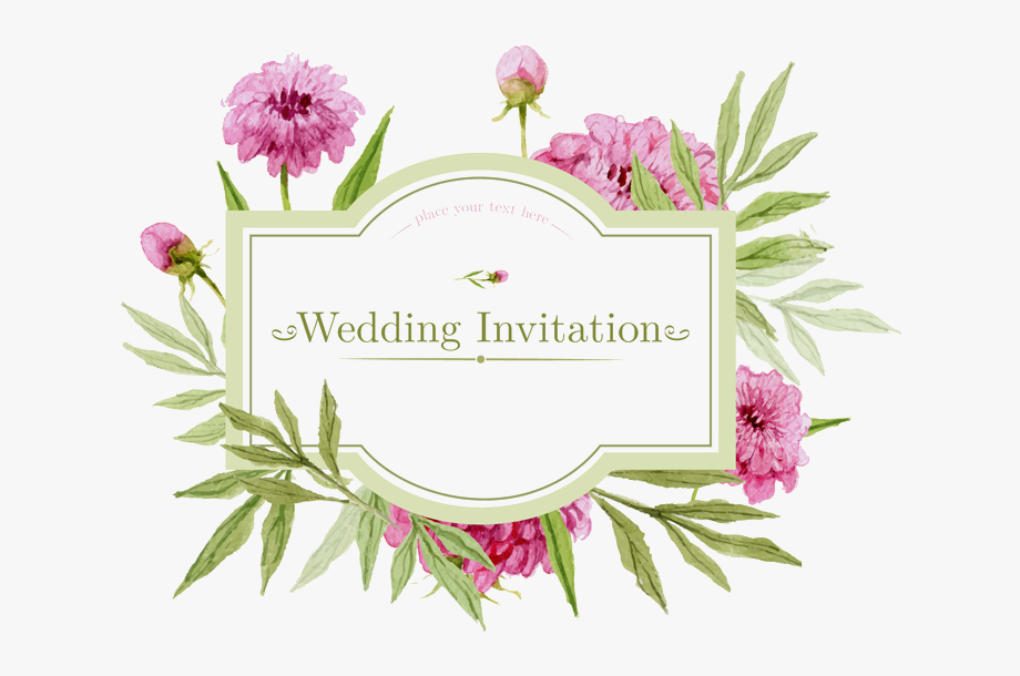 Invitation Png Transparent Hd Photo.