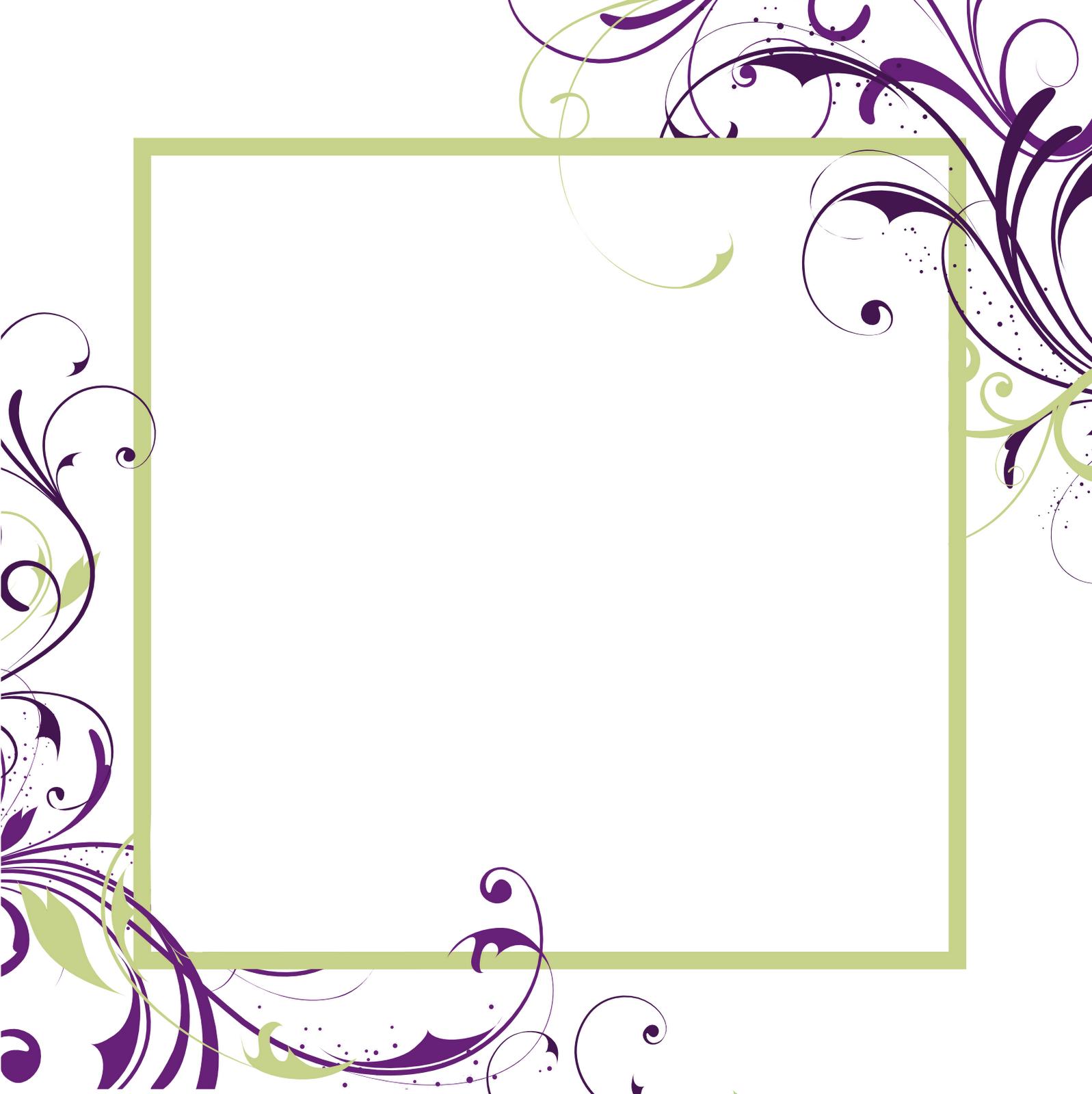 Free Printable Blank Invitations Templates.