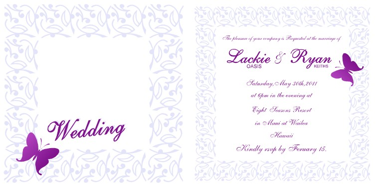 40 Exquisite Wedding Invitation Templates for Your Most.