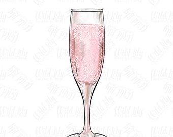 Champagne clipart glassware, Champagne glassware Transparent.