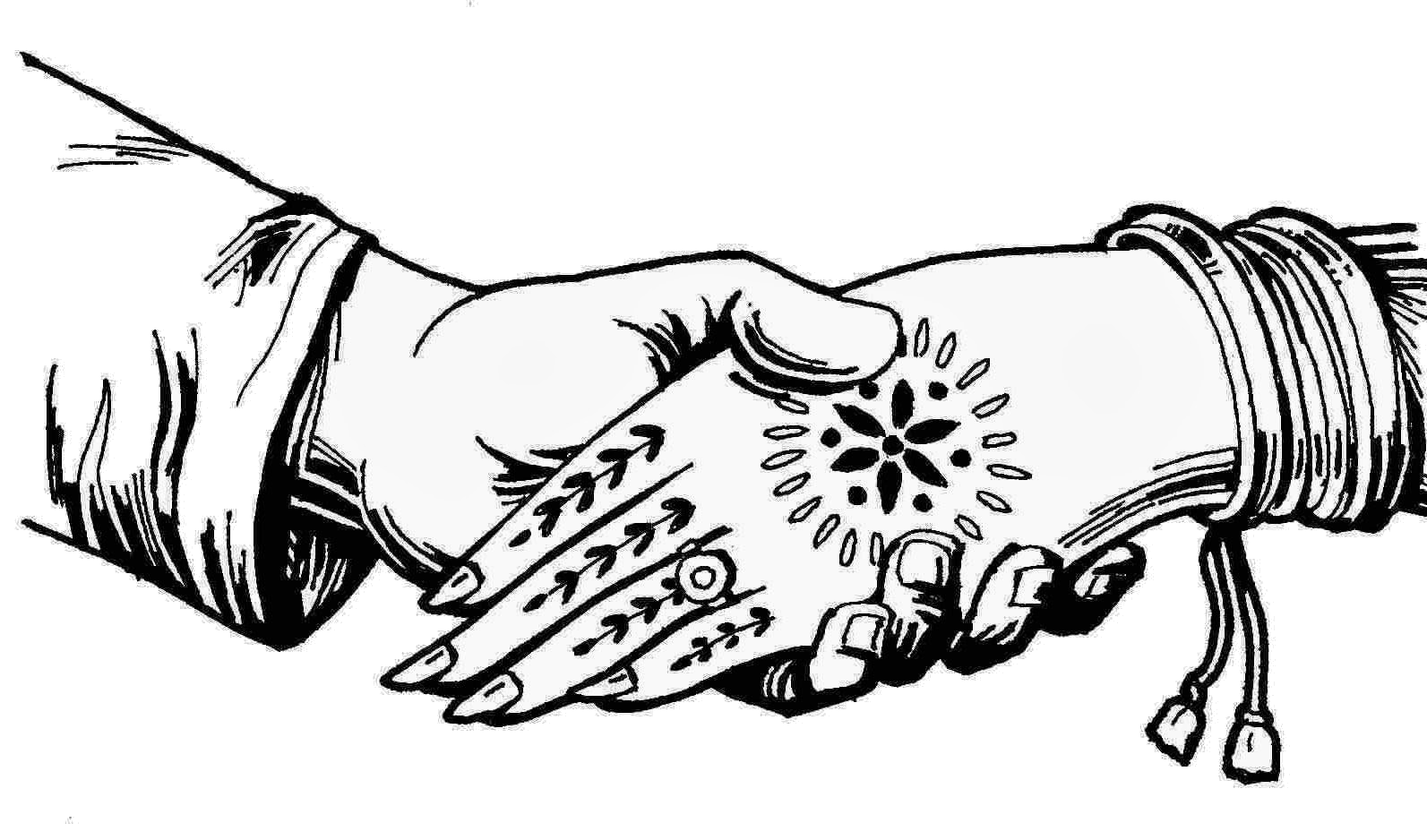 Wedding Clipart Black And White Look At Clip Art Images Png.