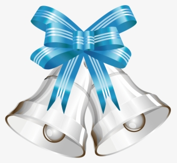Free Wedding Bells Clip Art with No Background.
